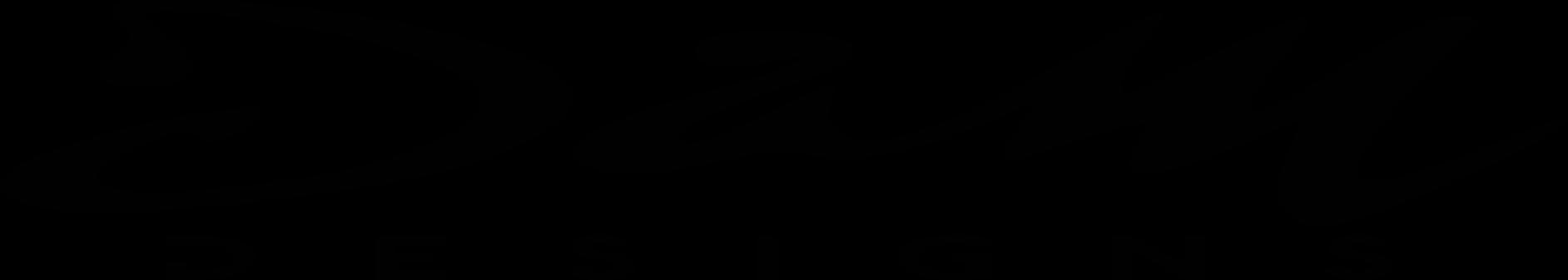 Logo DAM Designs Zwart