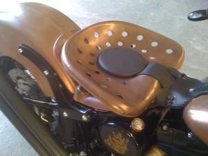 Harley Davidson VeroMetal Koper
