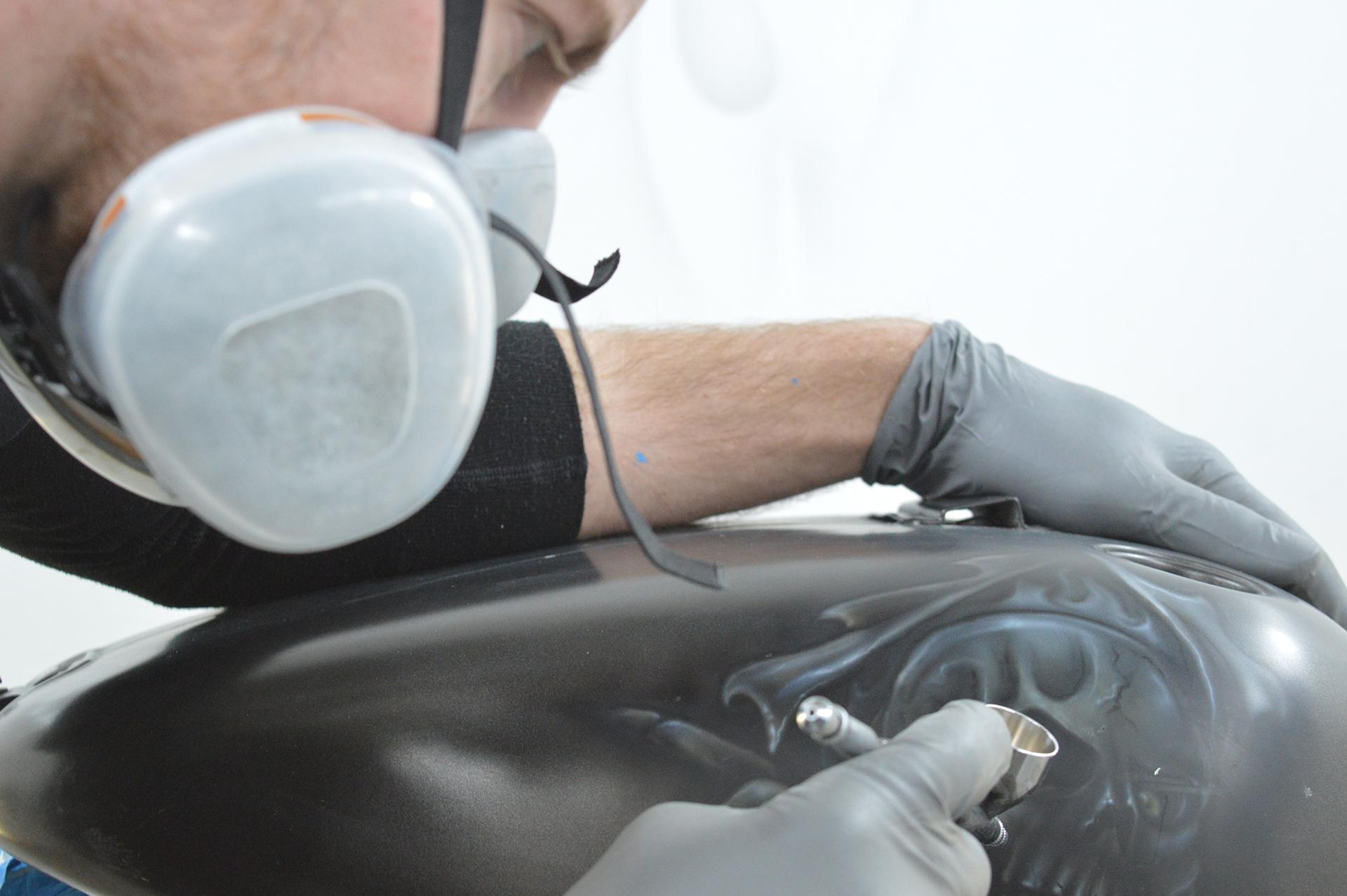 DAM Designs airbrush specialist
