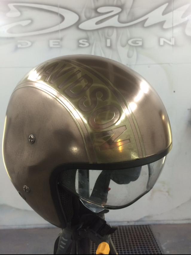 VeroMetal Harley-Davidson helm