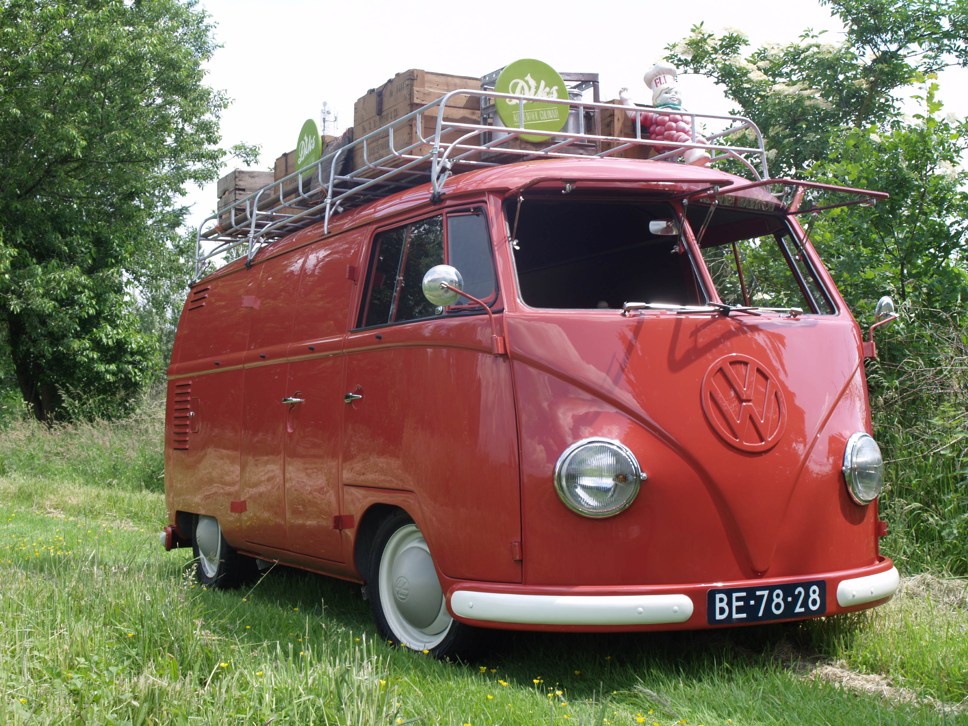 Restauratie Volkswagen T1
